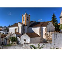 Igreja da Santiago Photographic Print