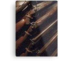 Weapons of Mass Destruction  Metal Print