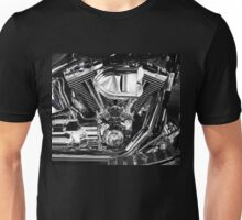 Harley Chrome 2 Unisex T-Shirt