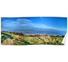 Surprise View Panorama Poster