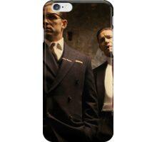 Legend 'Tom Hardy'  iPhone Case/Skin