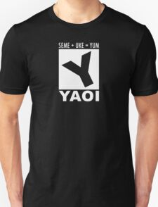 Yaoi rating Unisex T-Shirt
