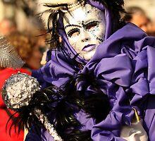 Carnevale di Venezia 7 by Jirina Bilkova