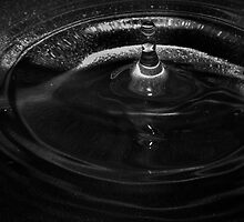 Water Drop Study by Shawn Huber