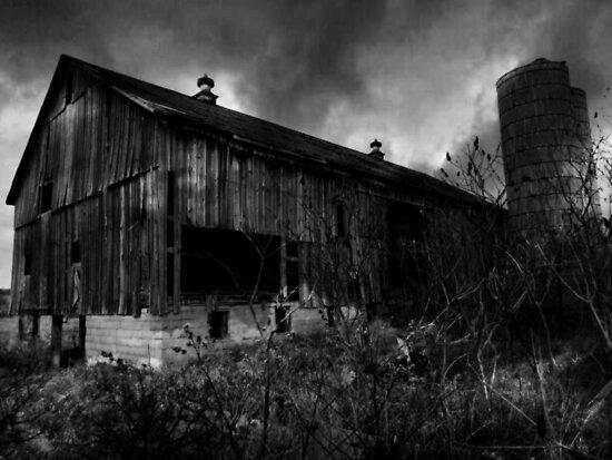 The Barn by gjameswyrick