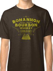 Bohannon Bourbon (yellow) Classic T-Shirt
