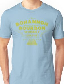 Bohannon Bourbon (yellow) Unisex T-Shirt