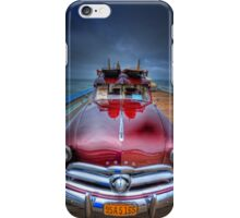 Vintage Woody El Frito iPhone Case/Skin