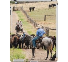 When Good Heifers Go Bad 1 iPad Case/Skin