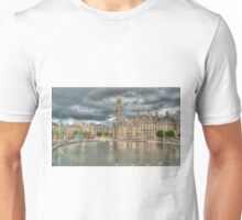 CITY PARK BRADFORD WEST YORKSHIRE Unisex T-Shirt