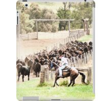 When Good Heifers Go Bad 2 iPad Case/Skin