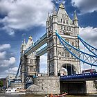 Tower Bridge by Katarzyna Siwon