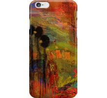 Admiring God's Handiwork I - iPhone Case iPhone Case/Skin