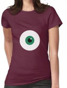 Mike Wazowski - Monster's, Inc Womens Fitted T-Shirt