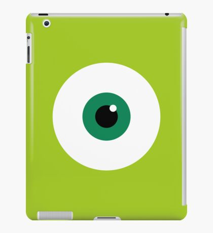 Mike Wazowski - Monster's, Inc iPad Case/Skin