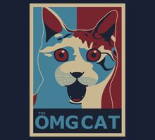 The OMG Cat Kids Clothes