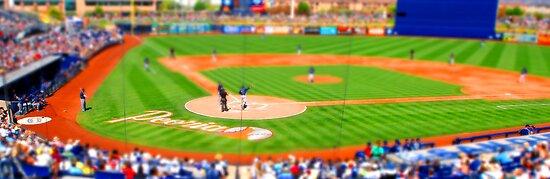 tiny baseball game by tinncity