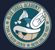 Blue Shell Academy T-Shirt