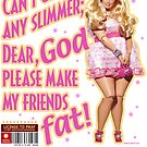 Fat Barbie Doll by MEDIACORPSE