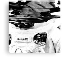 Neil Armstrong. Canvas Print