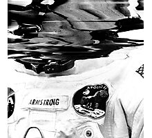 Neil Armstrong. Photographic Print