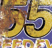 Speedevil Sticker