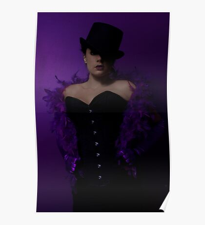 Purple Passion Poster