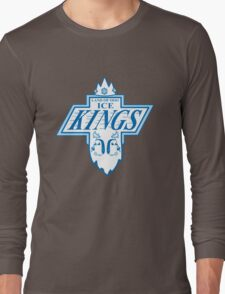 King of the Rink Long Sleeve T-Shirt