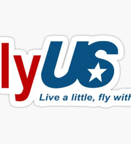 FlyUS Sticker