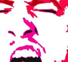 Mac Miller (red) Sticker