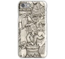 The Modern Witch iPhone Case/Skin