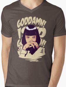 Mia Mens V-Neck T-Shirt