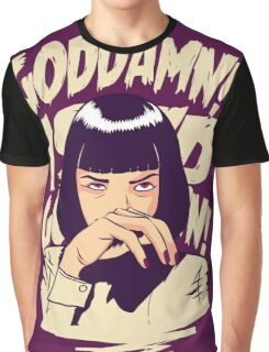 Mia Graphic T-Shirt
