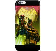 Bat Attack iPhone Case/Skin