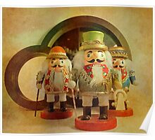 Toy Soldier Christmas Poster