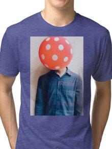 balloon head Tri-blend T-Shirt