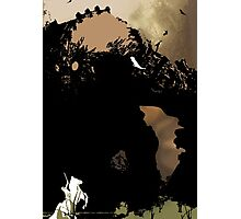 shadow of the colossus_3 Photographic Print