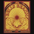 BELLS BEACH by Larry Butterworth