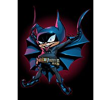 Bat-Mite Photographic Print
