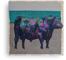 'elusive load of Bull' Canvas Print