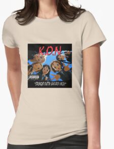 K.O.N Womens Fitted T-Shirt