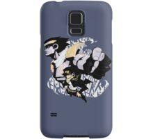 Jotaro and Star Platinum Samsung Galaxy Case/Skin