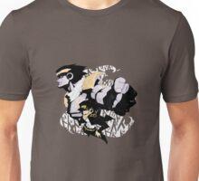 Jotaro and Star Platinum Unisex T-Shirt