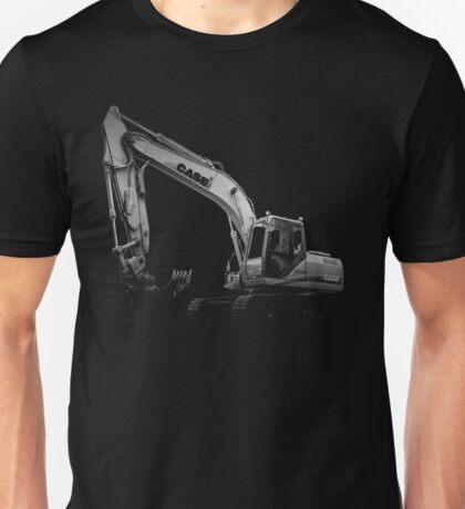 Excavator T-Shirt Unisex T-Shirt