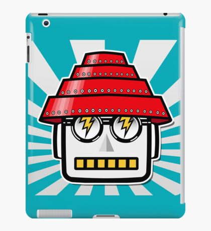 Devo Bots 004 iPad Case/Skin