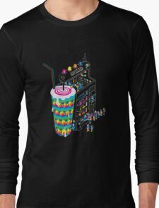 Milkshake Long Sleeve T-Shirt