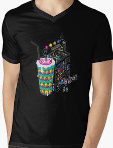 Milkshake Mens V-Neck T-Shirt
