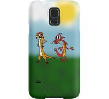 Timon & Mushu Samsung Galaxy Case/Skin