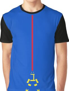 Cyclops Beam Graphic T-Shirt