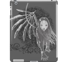Mechanical angel - 2012 Edition iPad Case/Skin